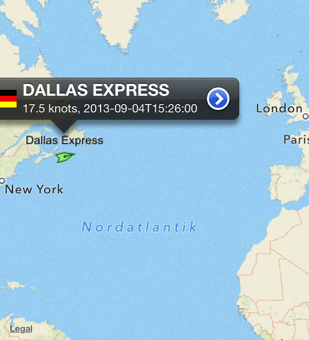 Dallas_Express_Überfahrt_1