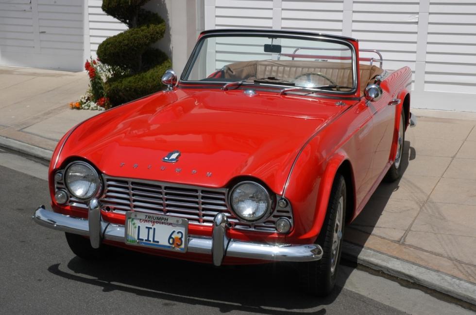 Triumph TR4 Bj.1963